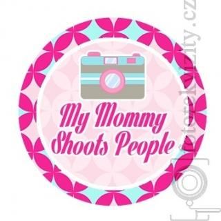 My Mommy Shoots People - Magnetka - Skladem